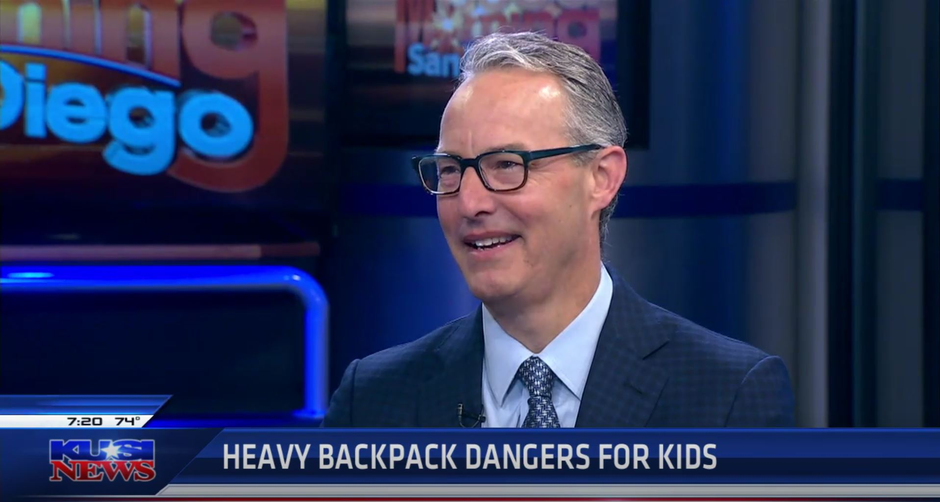 739b01971c54 Children Spinal Health  Avoid back pain and injuries from heavy backpacks.  August 13